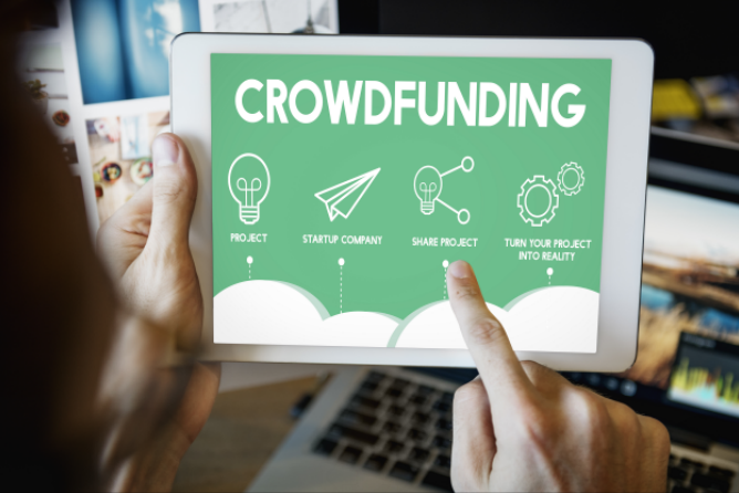 crowdfunding extends